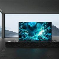 Sony pone a la venta en España el televisor ZH8: su modelo LCD más puntero llega con panel 8K, FALD y estos precios oficiales