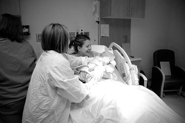 Alerta en Italia: cuatro de cada diez partos acaban en cesárea