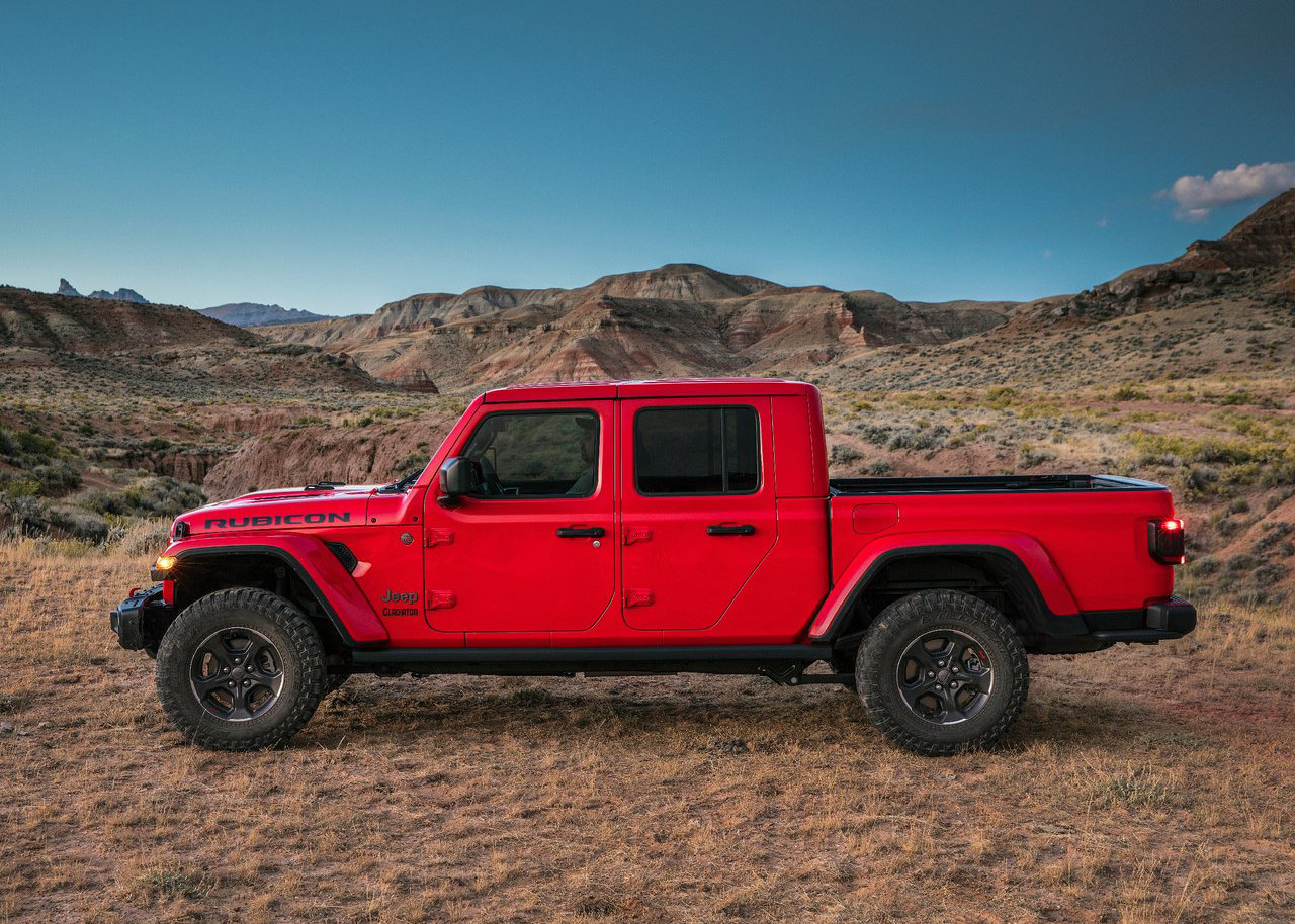 Foto de Jeep Gladiator 2020 (50/51)