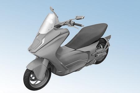 Yamaha E01 Patente 2021