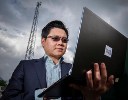 La bisagra de tu portátil será el mejor escondite de las antena WiFi del futuro