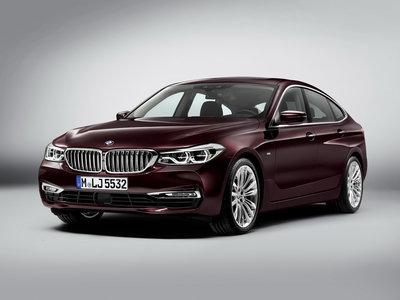 ¡Filtrado! El BMW Serie 6 Gran Turismo es tan extraño como siempre, pero más atractivo