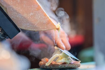 Raclette Detalle