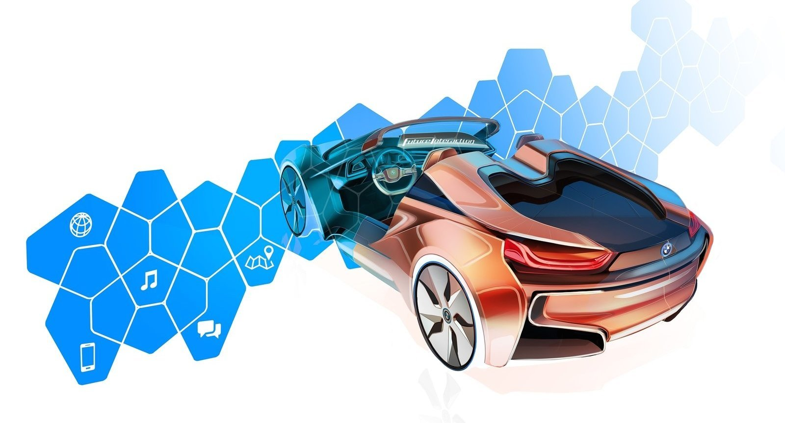 Foto de BMW i Vision Future Interaction Concept (15/19)