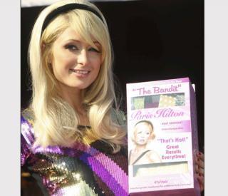 El nuevo peinado de Paris Hilton
