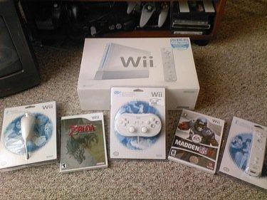 Imagen de la semana: Wii