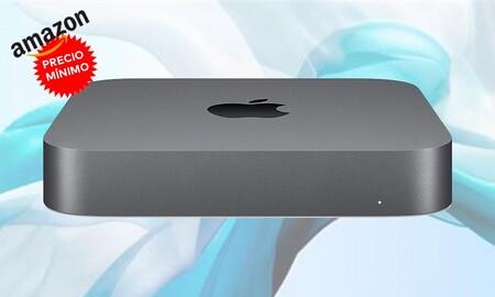 Más barato que nunca, el Mac Mini con procesador i5 ahora en Amazon cuesta 270 euros menos