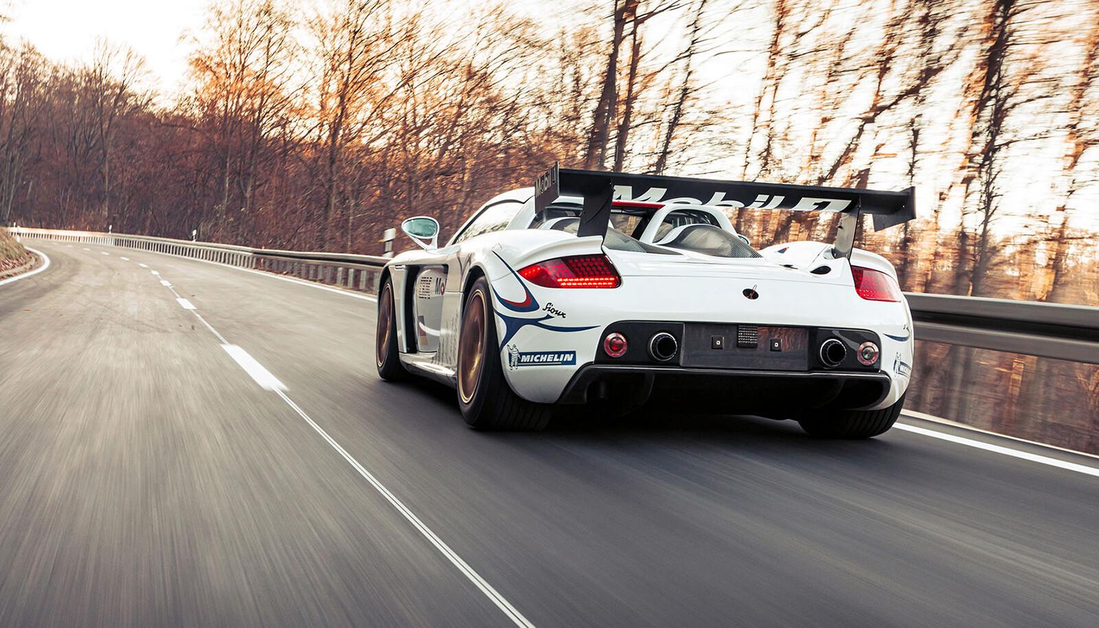 Foto de Porsche Carrera GT-R (2005) (16/16)