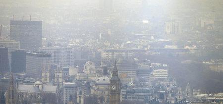 Los nuevos Londres: el mapa de cómo el smog está conquistando el paisaje urbano