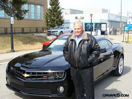 El Chevrolet Camaro ya está en los concesionarios