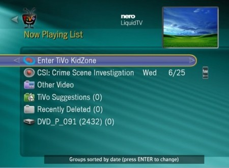 TiVo en tu ordenador con LiquidTV