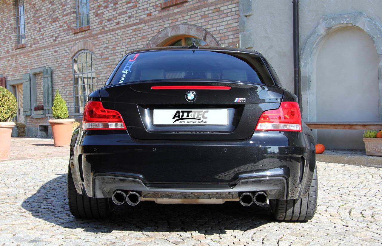 Foto de ATT-TEC BMW Serie 1 M Coupé (4/7)