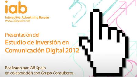 La inversión en comunicación digital aumenta un 27% desde 2011