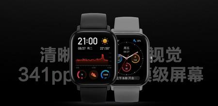 Amazfit GTS, Amazfit Stratos 3 y Amazfit X: así son los nuevos relojes inteligentes de Xiaomi