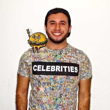 Sr. Aderezo: el mexicano que empezó dibujando comida y ahora contará las aventuras de una hamburguesa y un hot-dog