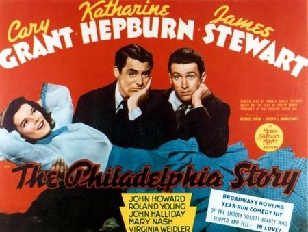 El amor en 32 películas (VII): 'Historias de Filadelfia' de George Cukor