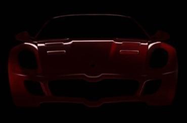 Ferrari 600 GTO, por Pininfarina