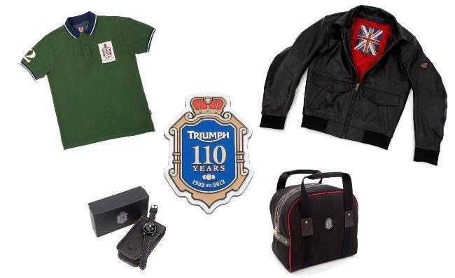 Colección Triumph 110º