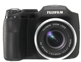 Fujifilm FinePix S5800 con zoom óptico de 10 aumentos