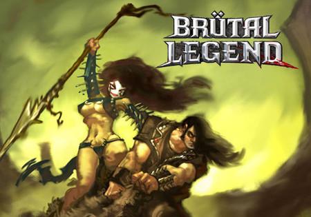 'Brutal Legend' llegará gracias a E.A. ¿El juego más molón de la historia?