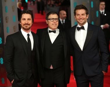 Los Premios Bafta 2014: Los hombres en la Alfombra Roja también saben estar a la altura