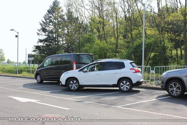 Peugeot 2008 - Park Assist