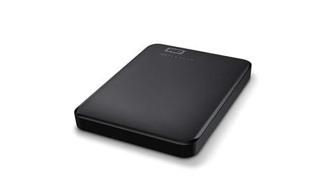 El disco duro portable más vendido del momento en Amazon, el WD Elements de 1 TB, ahora sólo cuesta 45 euros