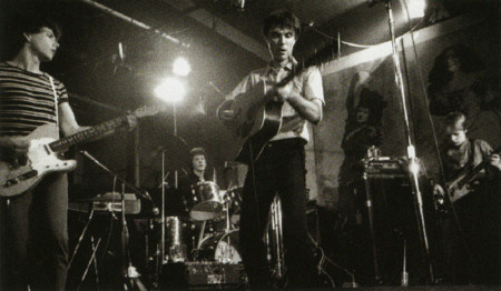 Talking Heads punk