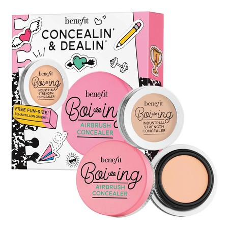 Concealin and Dealin Kit de maquillaje