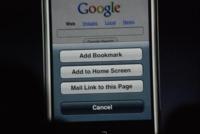 iPhone, nuevo firmware