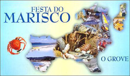Fiesta del Marisco en O Grove