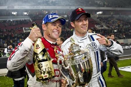 Sébastien Ogier, de nuevo en The Race of Champions