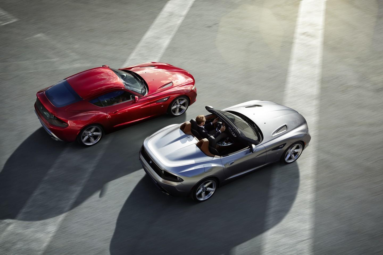 Foto de BMW Zagato Roadster Concept (2/14)
