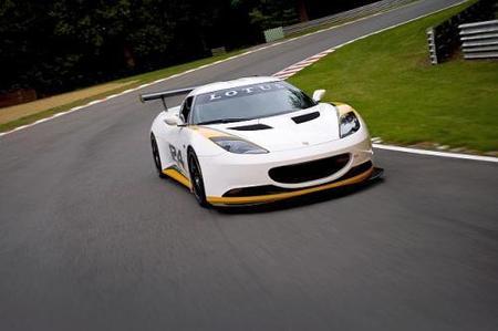 Lotus Evora 124. Otro GT3 más para la parrilla