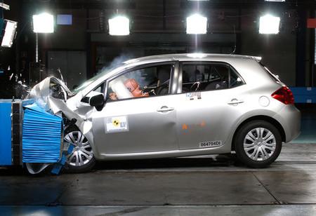 Toyota Auris - EuroNCAP
