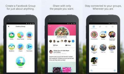 Facebook Groups, maneja tus grupos de Facebook de manera más fácil
