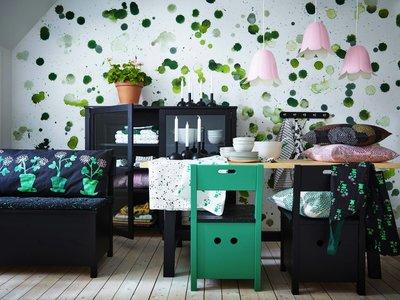 SÄLLSKAP, nueva edición limitada de IKEA para disfrutar en familia