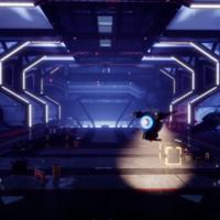 """AMD nos muestra de lo que es capaz su tecnología FidelityFX con la demo """"Hangar 21"""" cargada de luces, sombras y reflejos"""