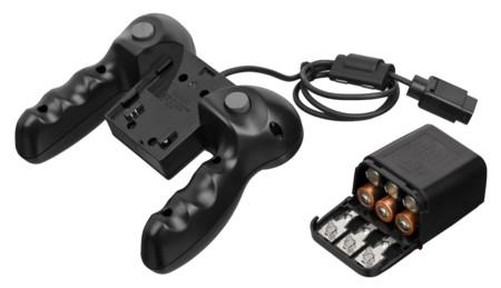 Virtual Boy Controller Back