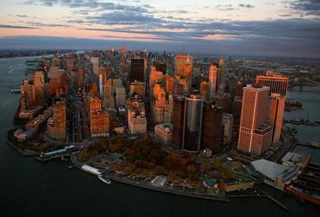 Nueva York El lujo en la red