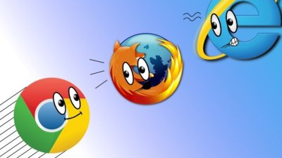 ¿Superará Chrome a Firefox en cuota de mercado? Según datos de Statcounter, sí: en diciembre