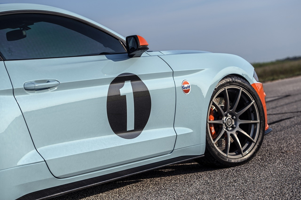 Foto de Ford Mustang Gulf Heritage Edition (25/38)