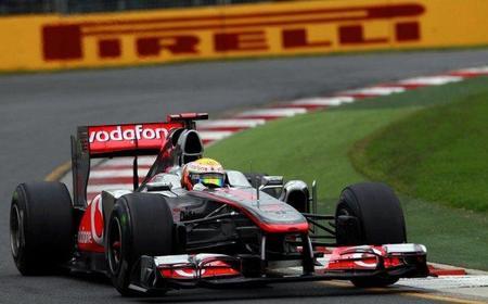 GP Australia de F1 2011: Los pilotos de McLaren más contentos con el MP4-26