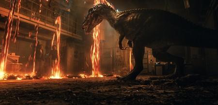 Imagen Jurassic World Reino Caido