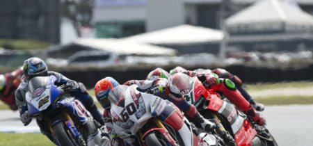 Yamaha oficializa el fichaje de Michael VD Mark, que será compañero de Alex Lowes en 2017