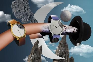 El arte es el estilo: Magritte X Komono
