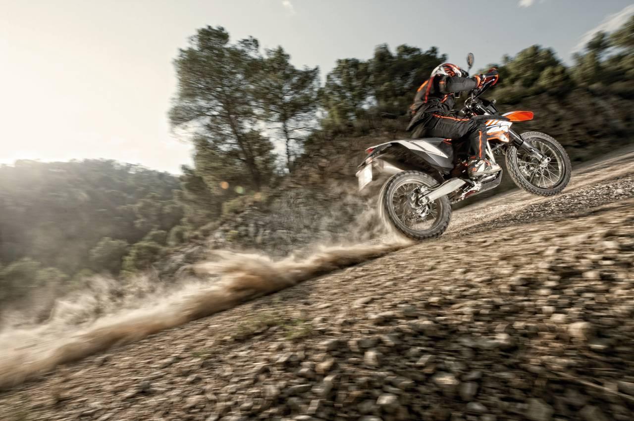 Resto de novedades de KTM presentada en el Salón de Milán 2011