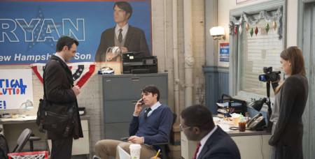 Los anuncios electorales de Jonah dan la vida a 'Veep'