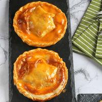 Empanadillas de jamón, receta clásica renovada