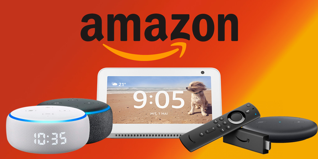 Semana de Black Friday 2019: ofertas en altavoces Amazon™ Echo y Fire TV , aparatos compatibles con Apple™ Music y Apple™ TV+